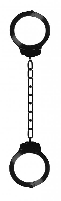 Наручники Metal Black SH-SHT364BLK