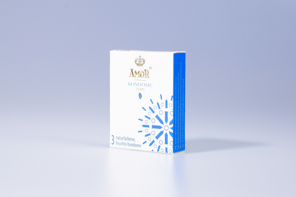 Презервативы Amor Thin №3 3972AM