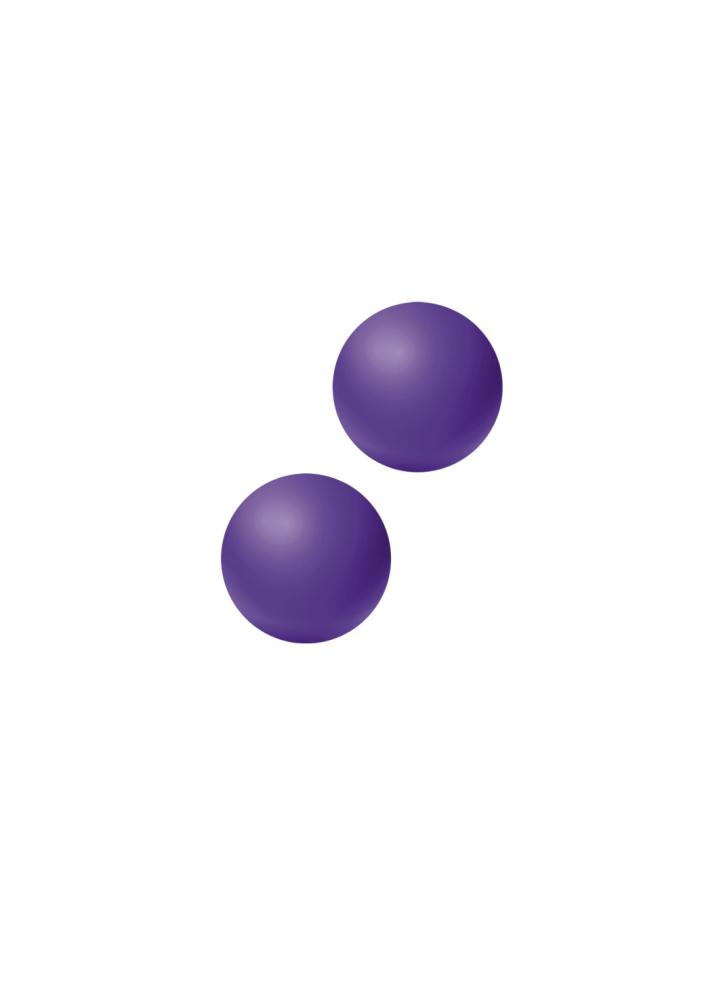 Вагинальные шарики без сцепки Emotions Lexy Small purple 4014-01Lola