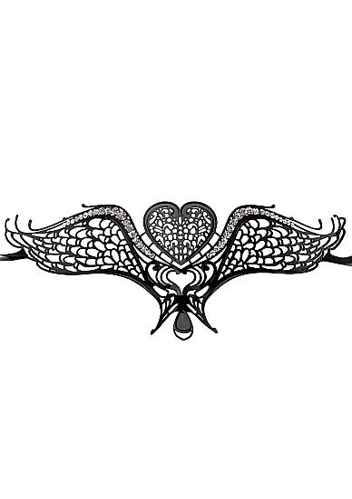 Маска Swan Masquerade Black SH-OU127BLK