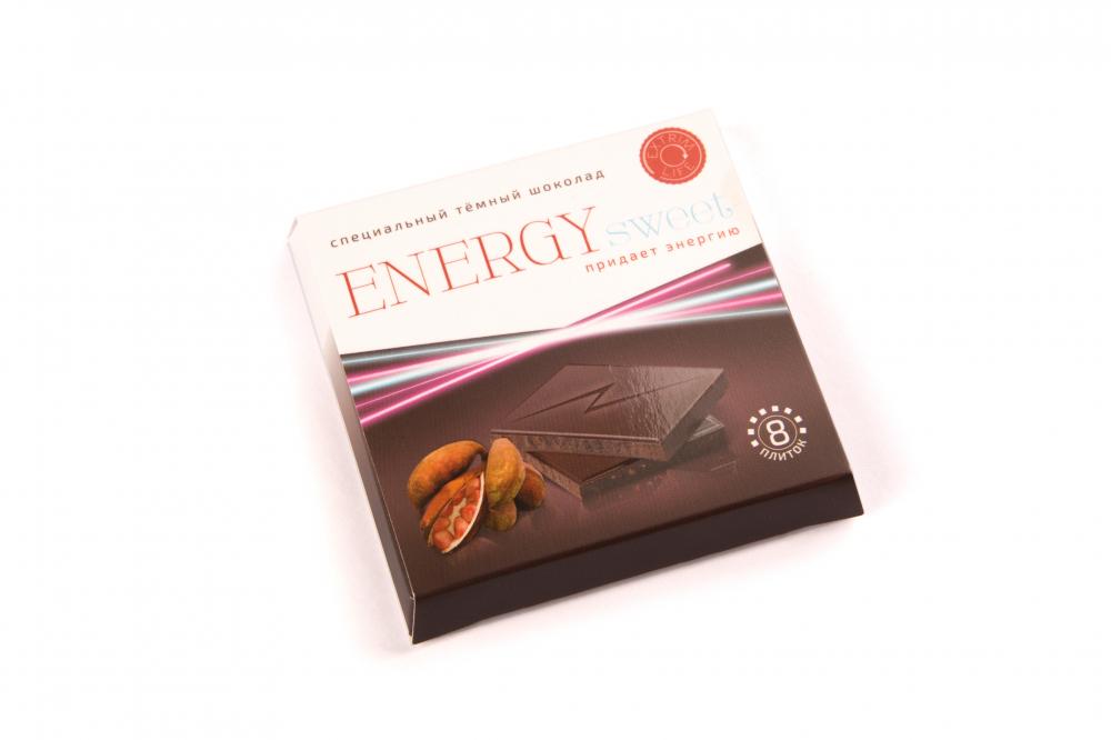 Шоколад ENERGYsweet 40гр