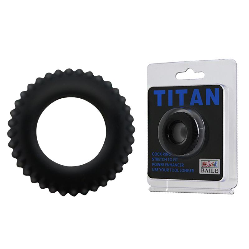 Эрекционное кольцо Titan BI-210144