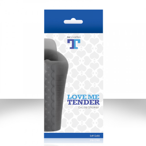 Стимулятор LOVE ME TENDER EXCITE CHARCOAL NSN-0603-13