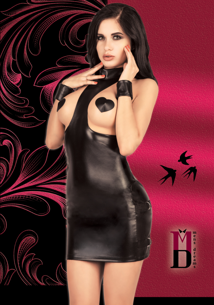 Платье с открытой грудью M/L Men's dreams 3084md