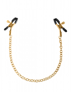 Зажимы FF GOLD NIPPLE CHAIN CLAMPS 397727PD