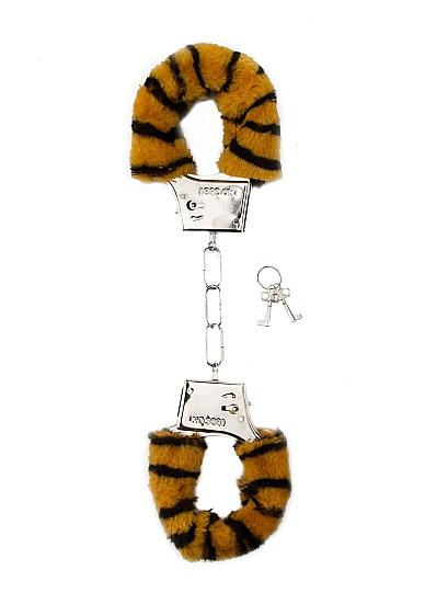 Наручники Furry Handcuffs Tiger SH-SHT255TIG