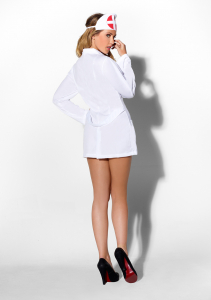 Костюм THE NURSE WHITE XL 51961-04-04