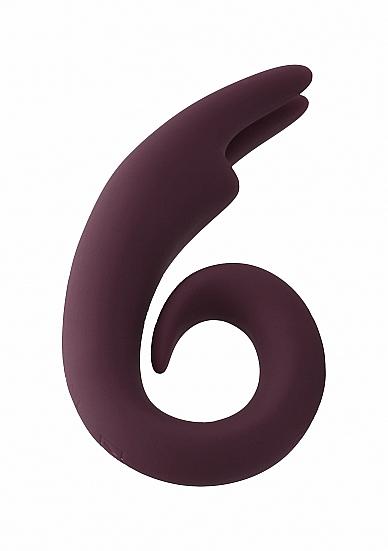 Вибратор Lithe Purple SH-MJU001PUR