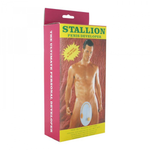 Вакуумная помпа Stallion Penis Developer Pump 3100SC