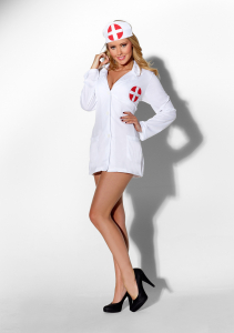 Костюм THE NURSE WHITE M 51961-04-02