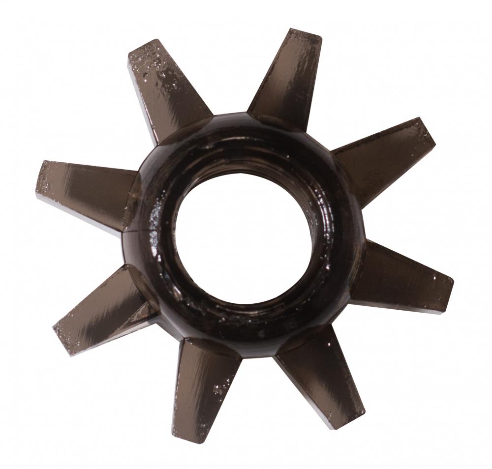 Эрекционное кольцо Rings Cogweel black 0114-91Lola