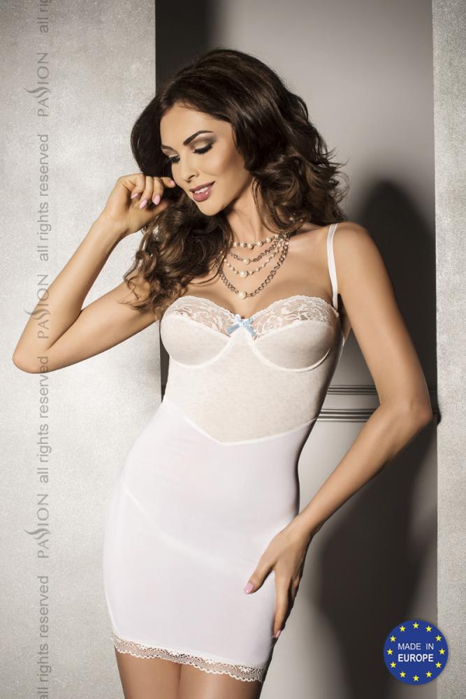 Чувственное платье с кружевом и трусики AVA L/XL 13030PAS
