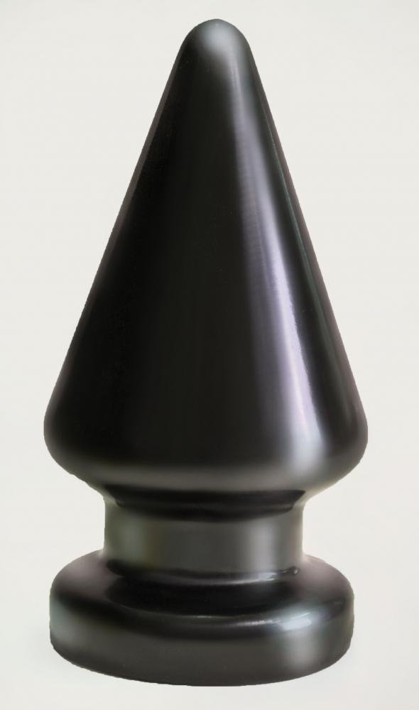 Анальная пробка MAGNUM 3 Extra Large black 420300ru