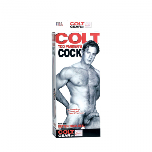 Фалллоимитатор COLT TOD PARKER'S COCK 6825-01BXSE