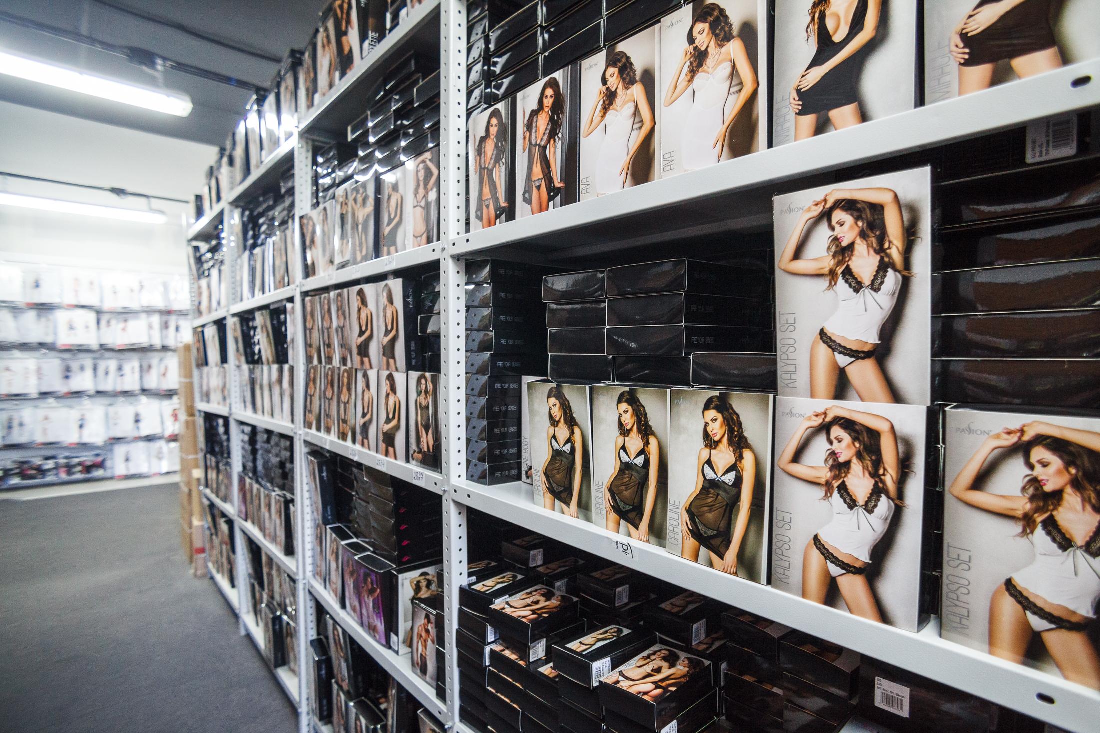 Оптовый склад секс товары