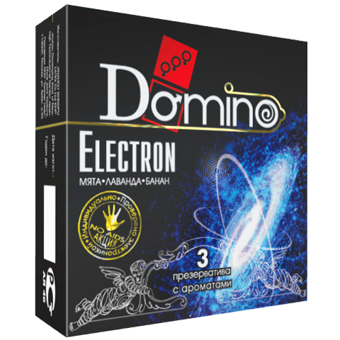 Презервативы Domino Electron №3