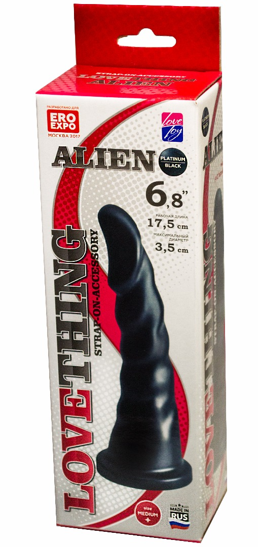 Насадка ALIEN  в коробке 130304ru