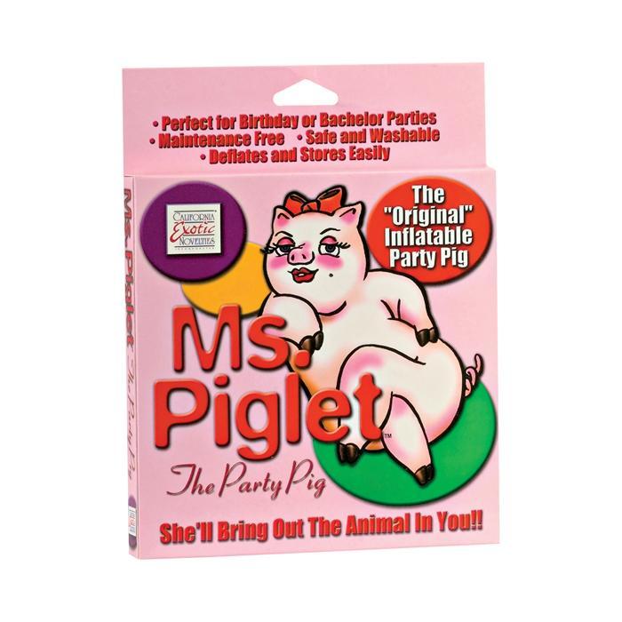 Кукла надувная Ms. Piglet