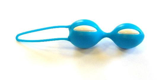Шарики SMARTBALLS DUO ярко-голубые