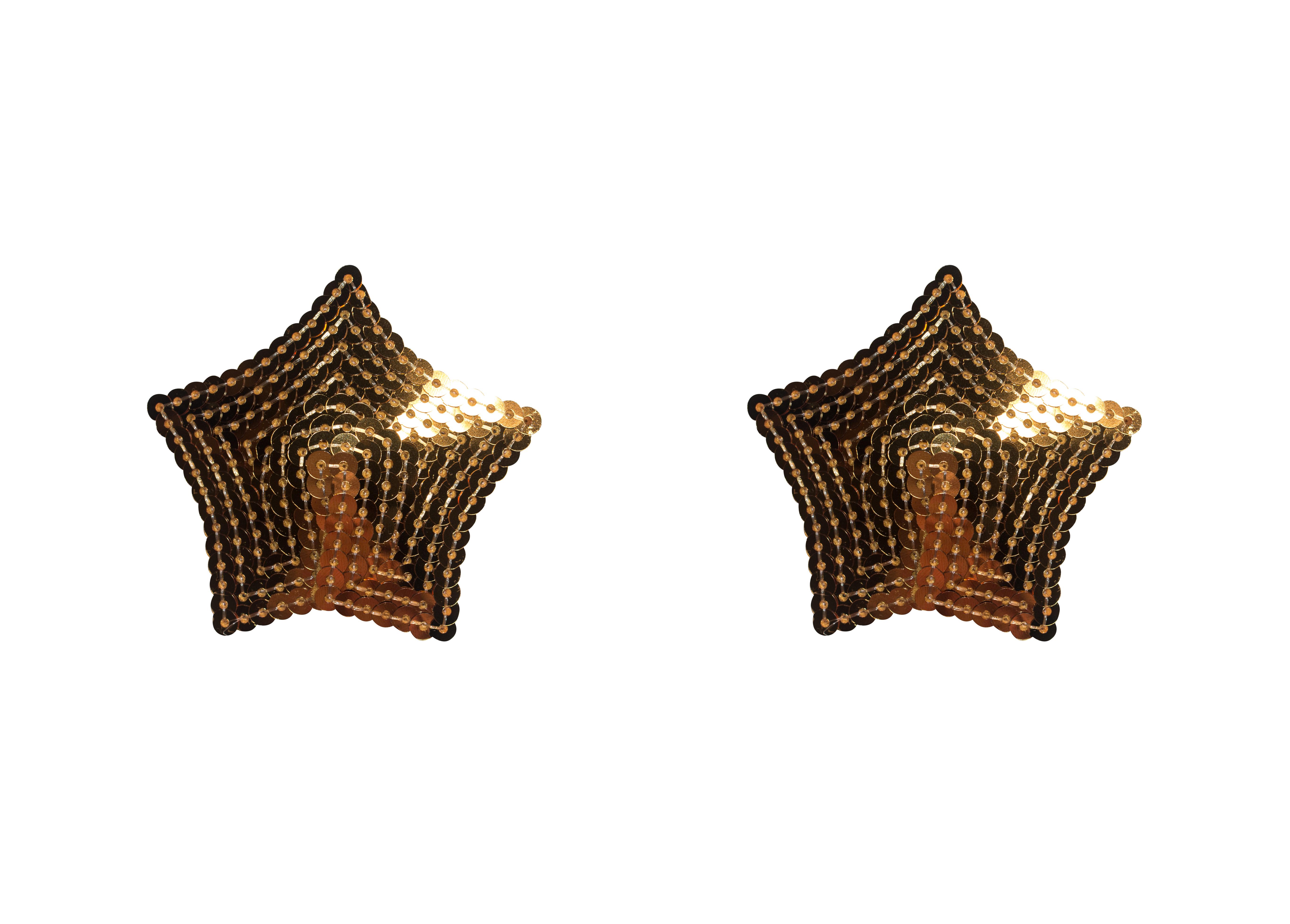 Пэстисы Burlesque Tempest Golden 3636-02lola