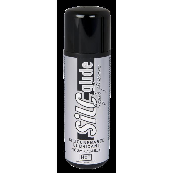 Смазка на силиконовой основе Glide 100мл 44039