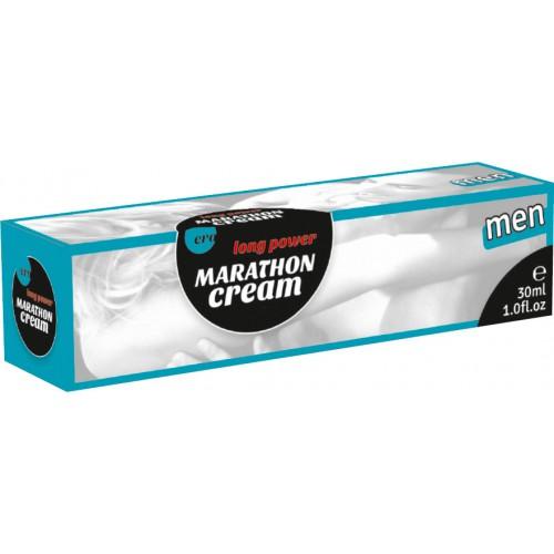 Стимулирующий крем для мужчин Penis Marathon-Long Power Cream 30мл