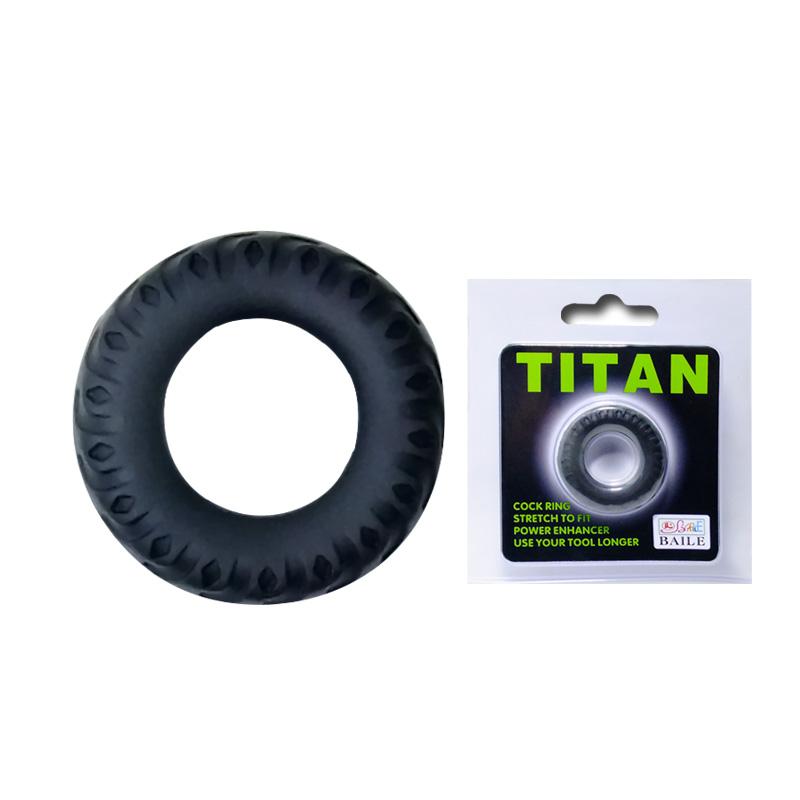 Эрекционное кольцо Titan BI-210146