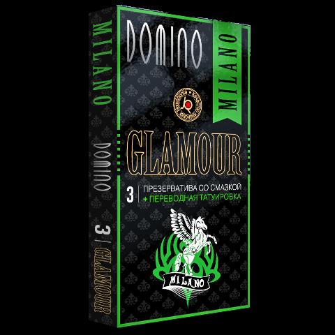 Презервативы Domino Glamour Милан