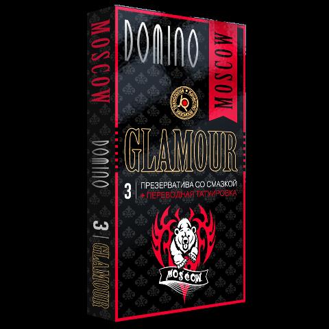 Презервативы Domino Glamour Москва