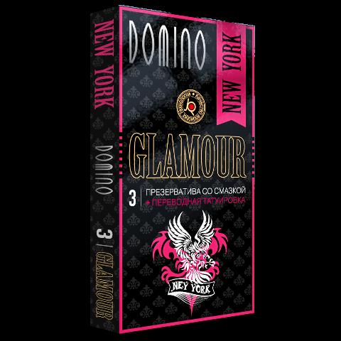 Презервативы Domino Glamour Нью Йорк