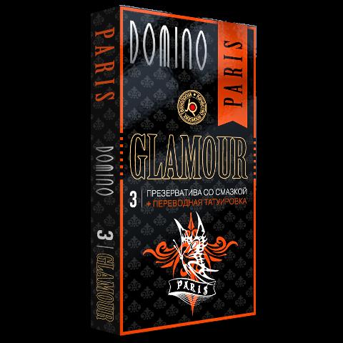 Презервативы Domino Glamour Париж