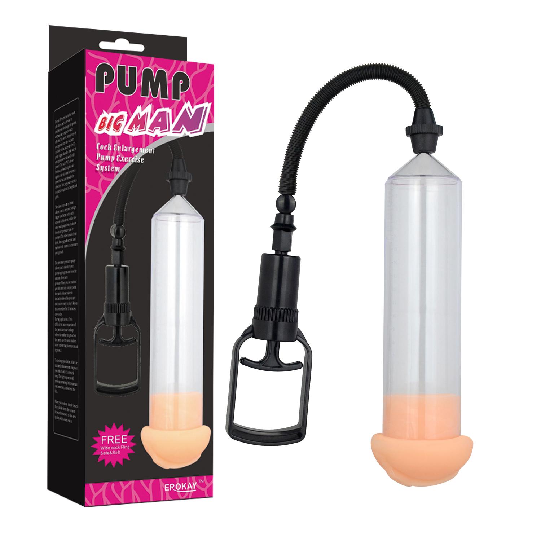 Порно с вакумной помпы