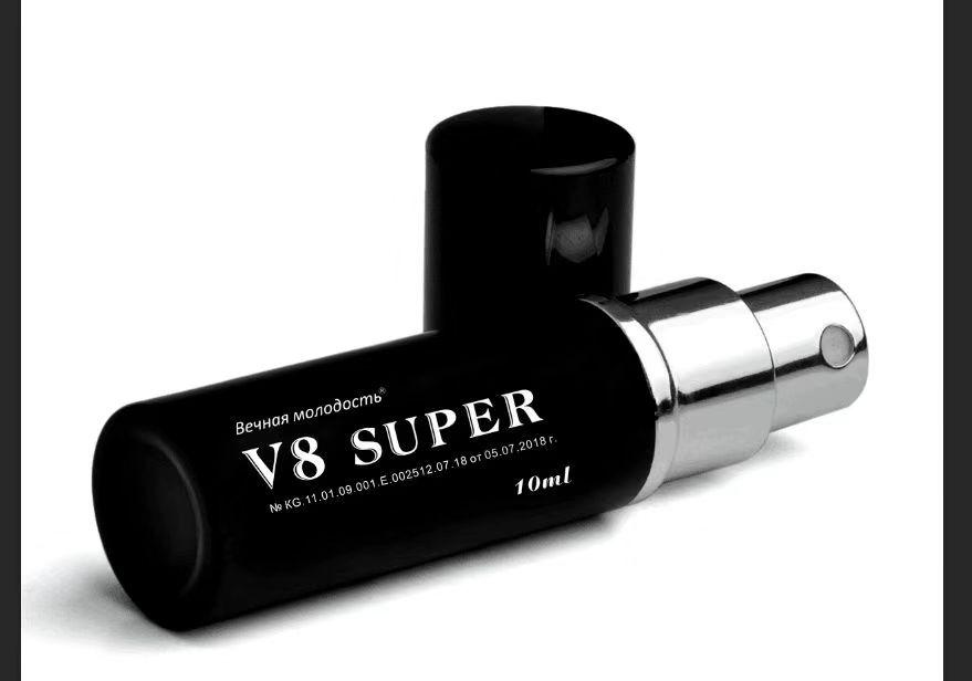 Спрей для мужчин V8 super