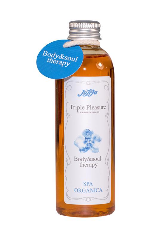 Массажное масло Spa Organica 100 гр 10333JULEJU