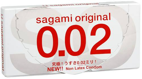 Презервативы Sagami №2 Original 0.02